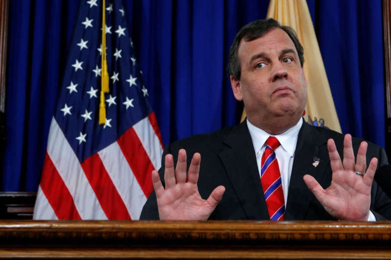 New Jersey voters on path to picking Christie's successor