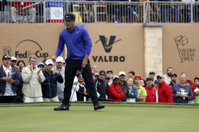 Valero Texas Open: Kevin Chappell grabs lead heading into final round