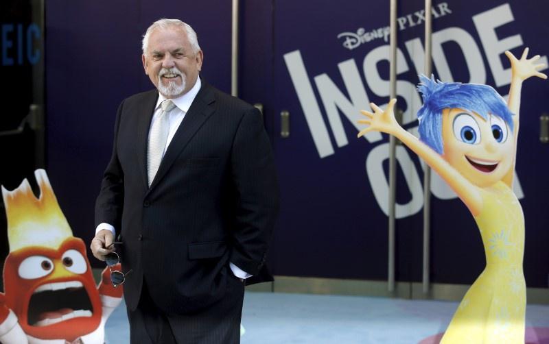Parenting expert sues Disney, says it stole 'Inside Out' idea