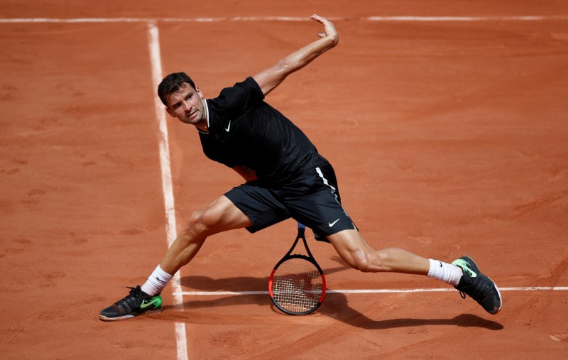 Janowicz beats Dimitrov, Berdych advances in Stuttgart