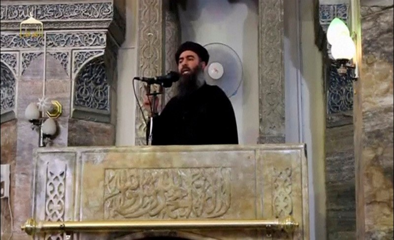 Russian media reports army may have killed Islamic State leader al-Baghdadi