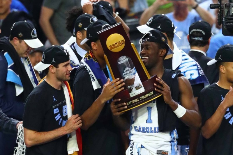 UNC Wins NCAA Championship In Glendale