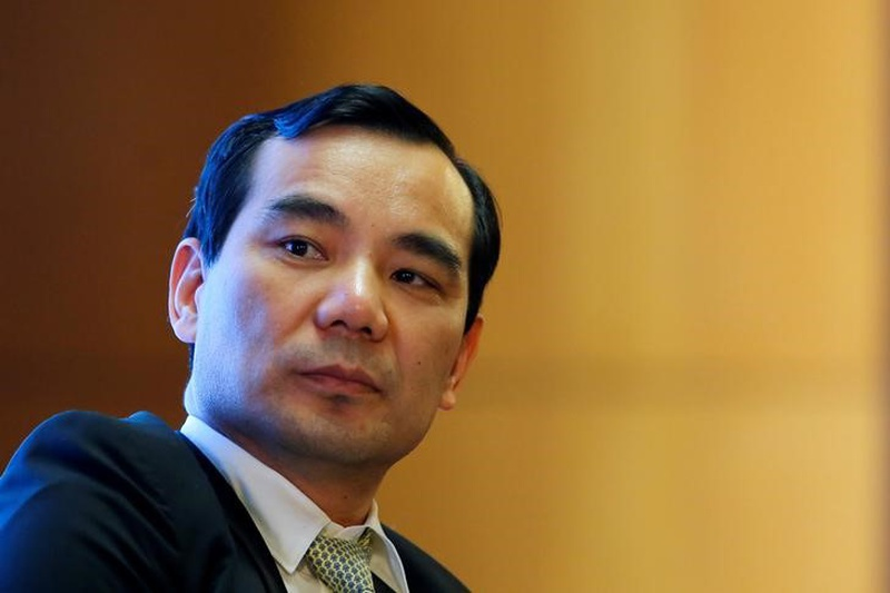 A Chinese tycoon just went on a very mysterious leave of absence