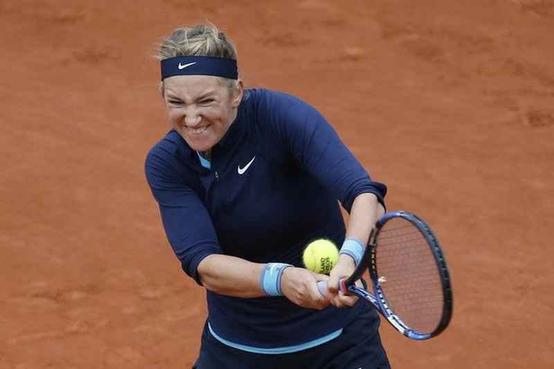 Azarenka fitter than ever ahead of Wimbledon