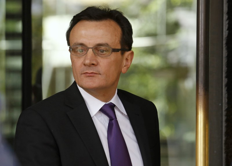 AstraZeneca slumps on report CEO is heading to Teva
