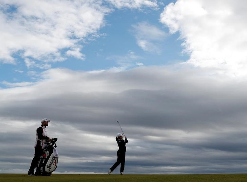 Kim's killer instinct earns her the British Open
