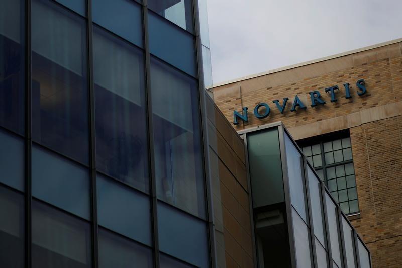 Swiss drugs giant Novartis posts 15 percent drop in 1Q net