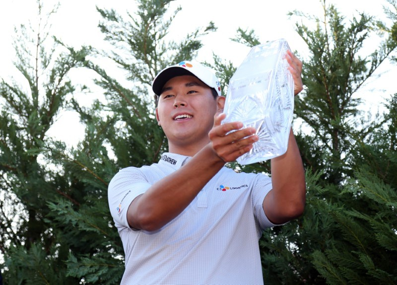 21-year-old South Korean star wins Players title