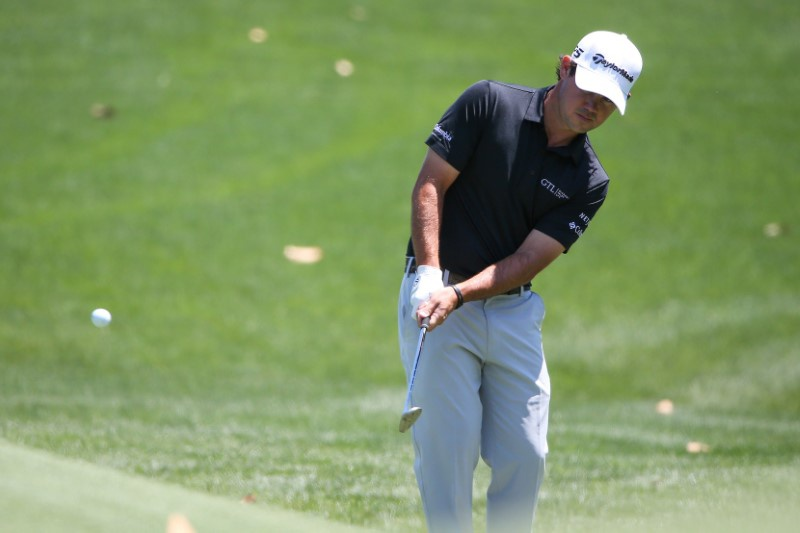 Brian Harman's 30-foot birdie denies Dustin Johnson, wins Wells Fargo Championship