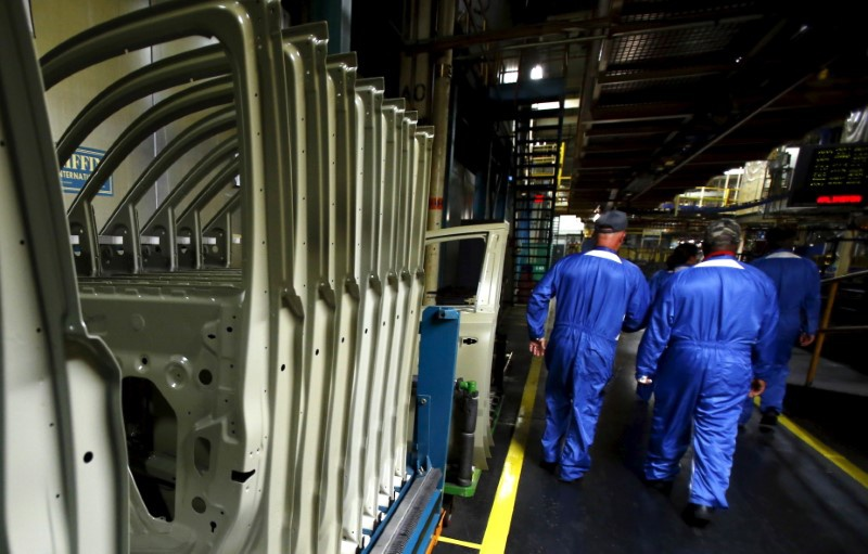 US factory orders slipped in April, investment weak