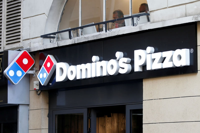 Peel Hunt Reiterates Buy Rating for Domino's Pizza Group PLC. (LON:DOM)