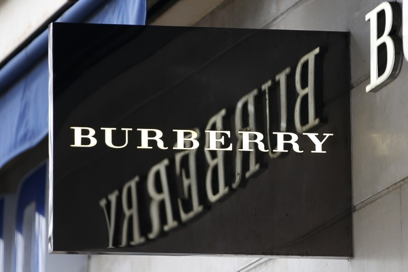 Coty signs fragrance licensing deal with Burberry