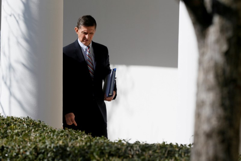 US investigators in Russia probe look at role of Flynn partner