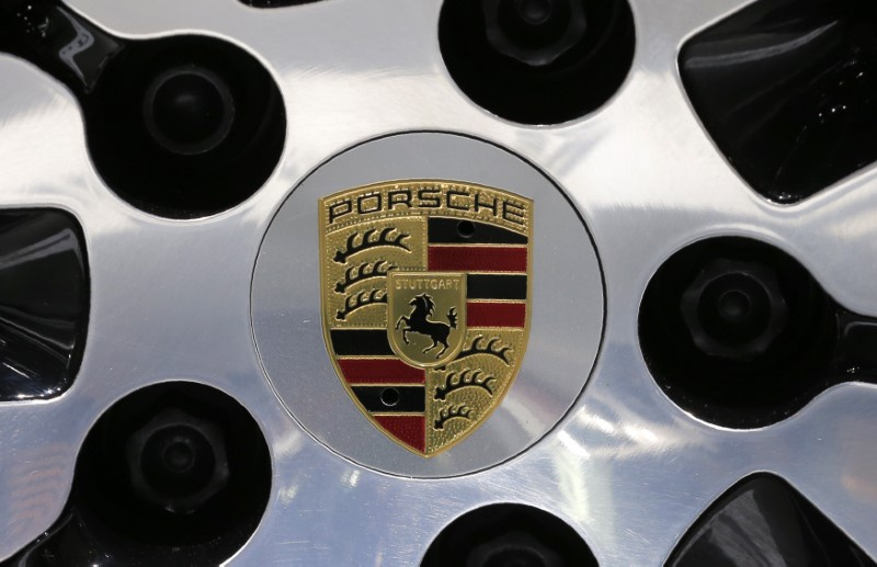 German prosecutor investigating employees at VW's Porsche