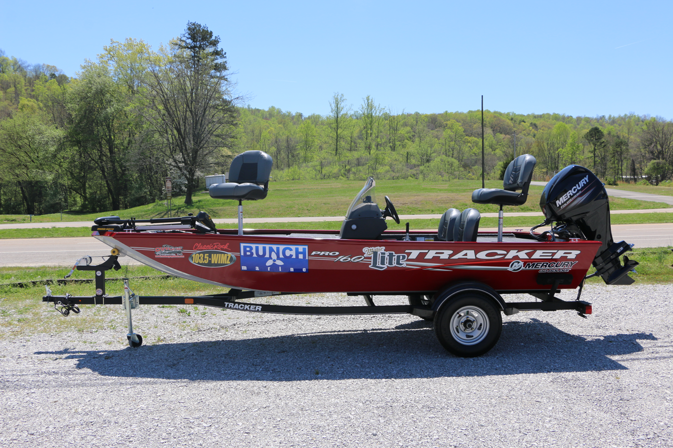 Bass Boat Giveaway