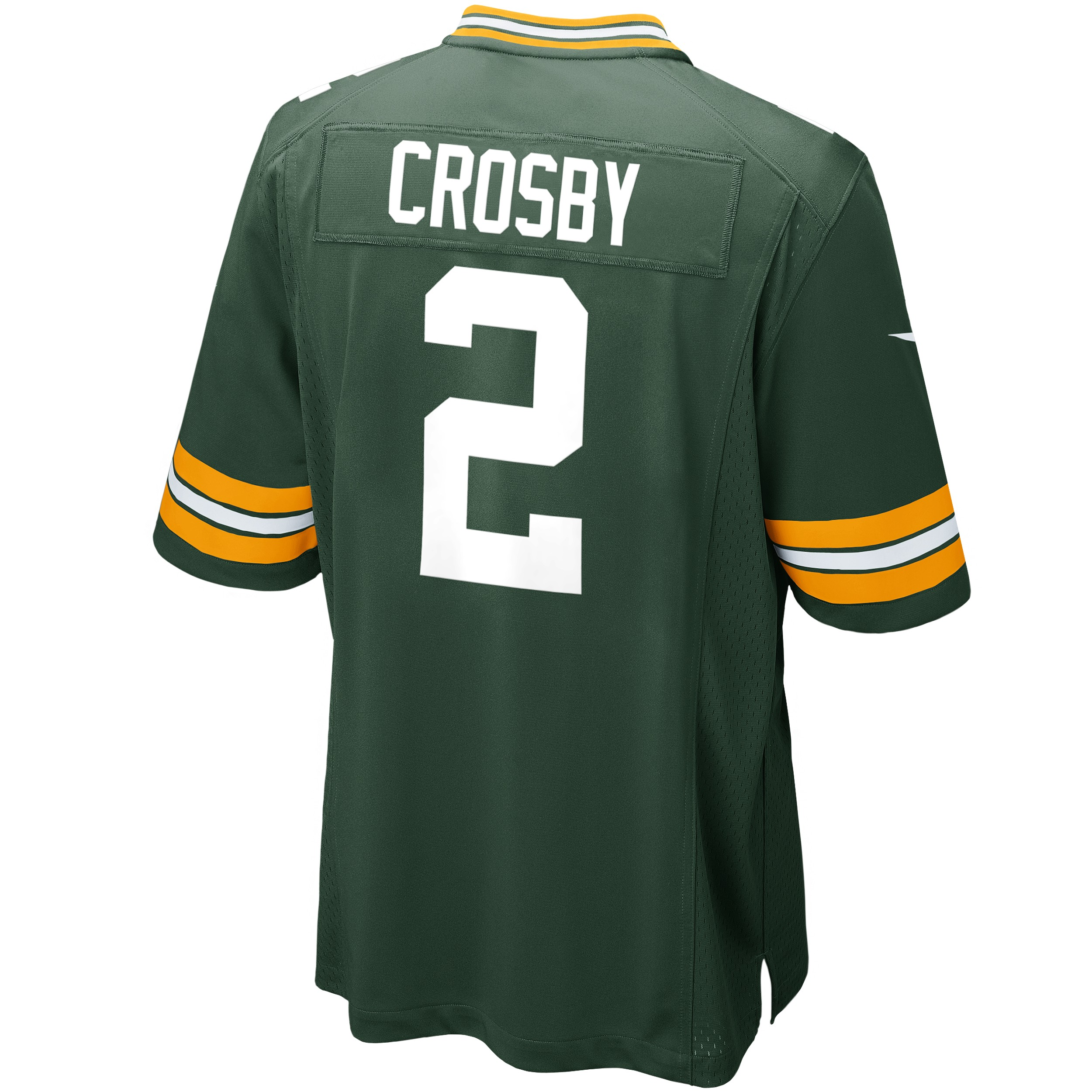c92ad3444 ... Limited Mason Crosby Green Bay Packers Mens Jersey - 2 Rush Player Name  Number arriving f8aed  Jerseys. 2. Mason. Crosby best 633d0 3094f ...