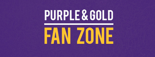 The Purple and Gold Fan Zone | Sports Radio KWSN 1230 AM · 98 1 FM