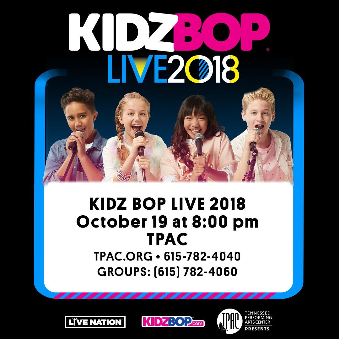 KIDZ BOP LIVE 2018 | Mix 92.9