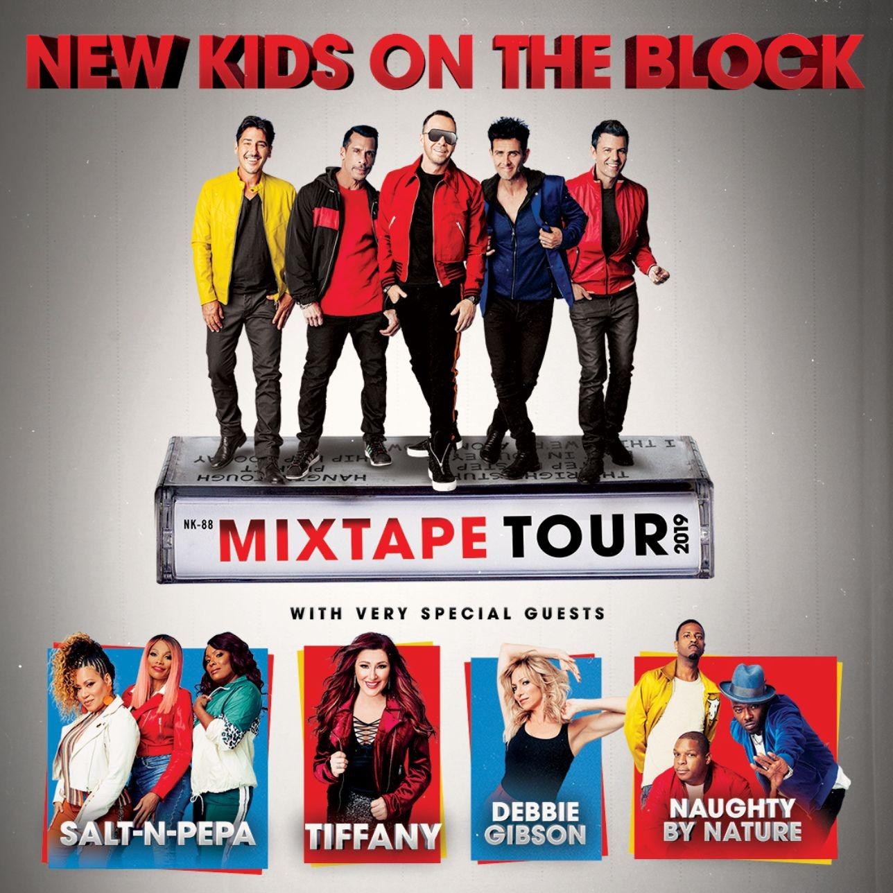 New Kids on the Block | My 95.7