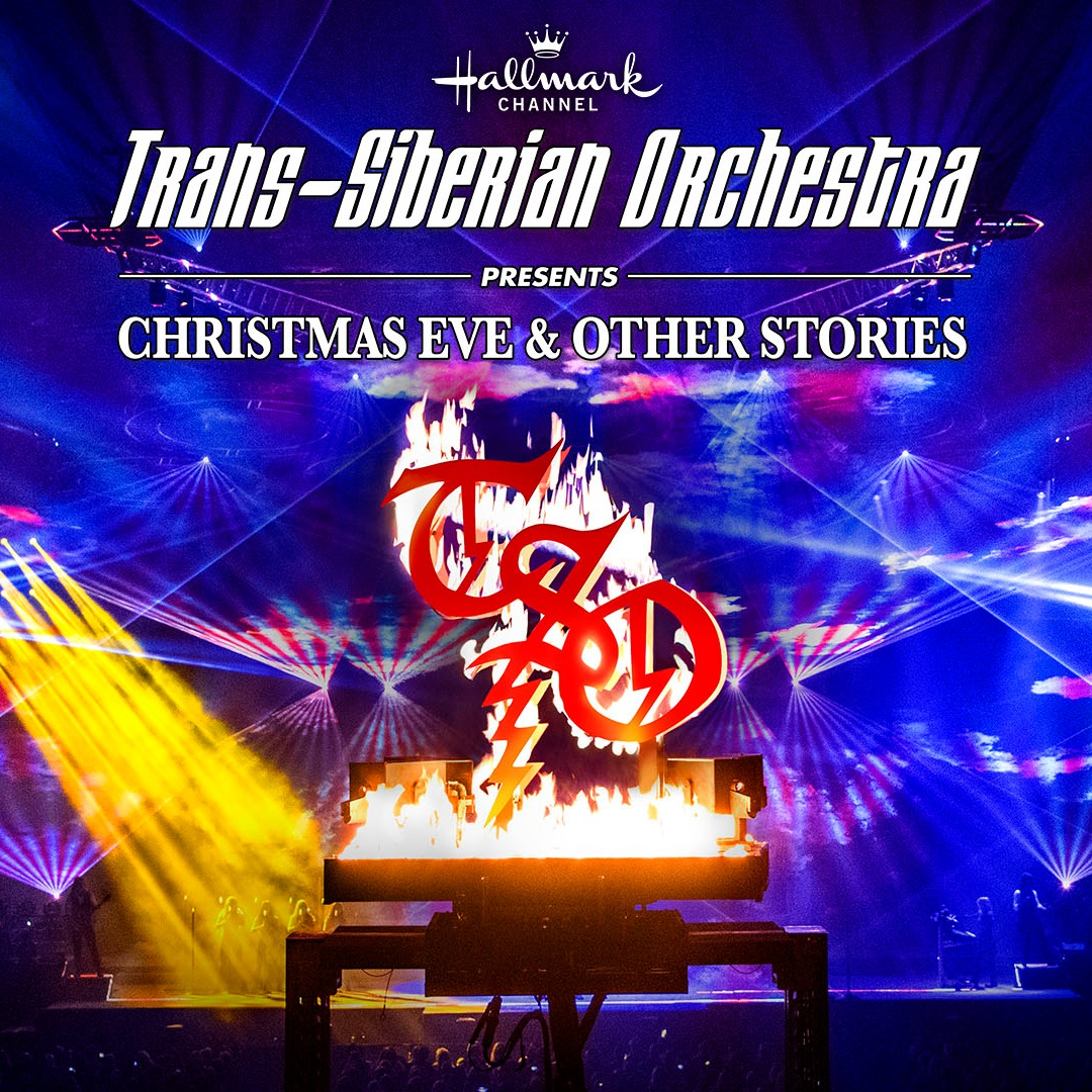 Christmas Eve 2019.Trans Siberian Orchestra Christmas Eve Other Stories