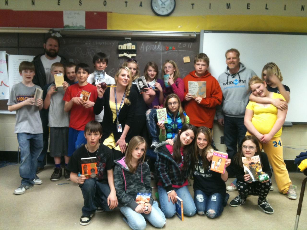 Photo 2 of 4 | Ms. Kallerman\'s 6th Grade Class in Bigfork | 93.9 WTBX