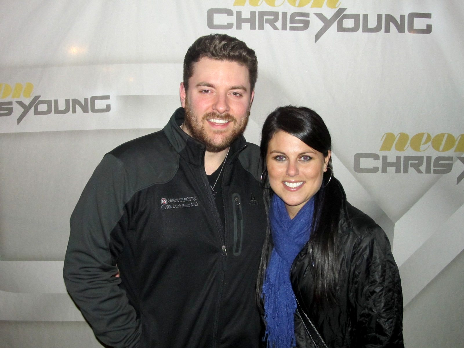 Photo 6 Of 8 Chris Young Meet And Greet 1262013 Sheboygans