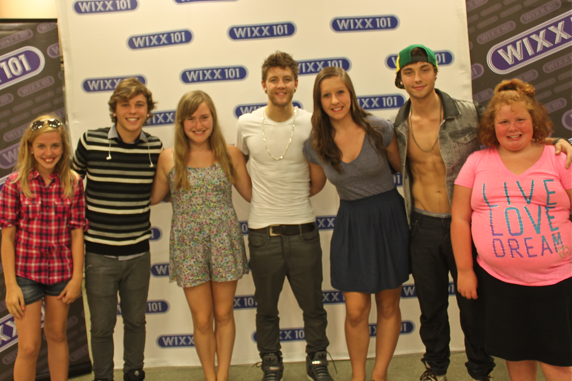 Photo 16 Of 23 Emblem3 Meet And Greet Wixx Back To School