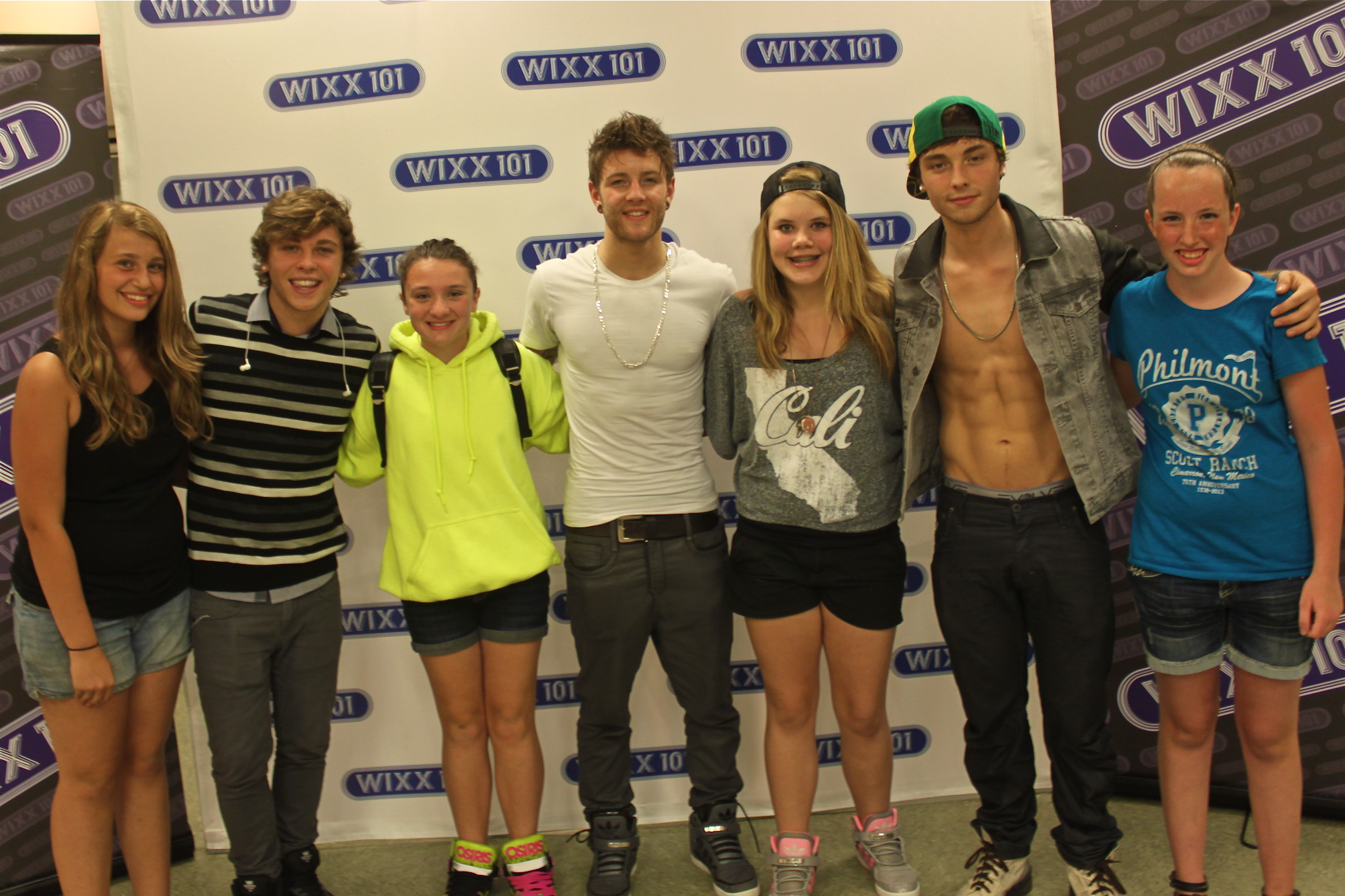 Photo 14 of 23 emblem3 meet and greet wixx back to school photo 14 of 23 emblem3 meet and greet wixx back to school concert 101 wixx m4hsunfo