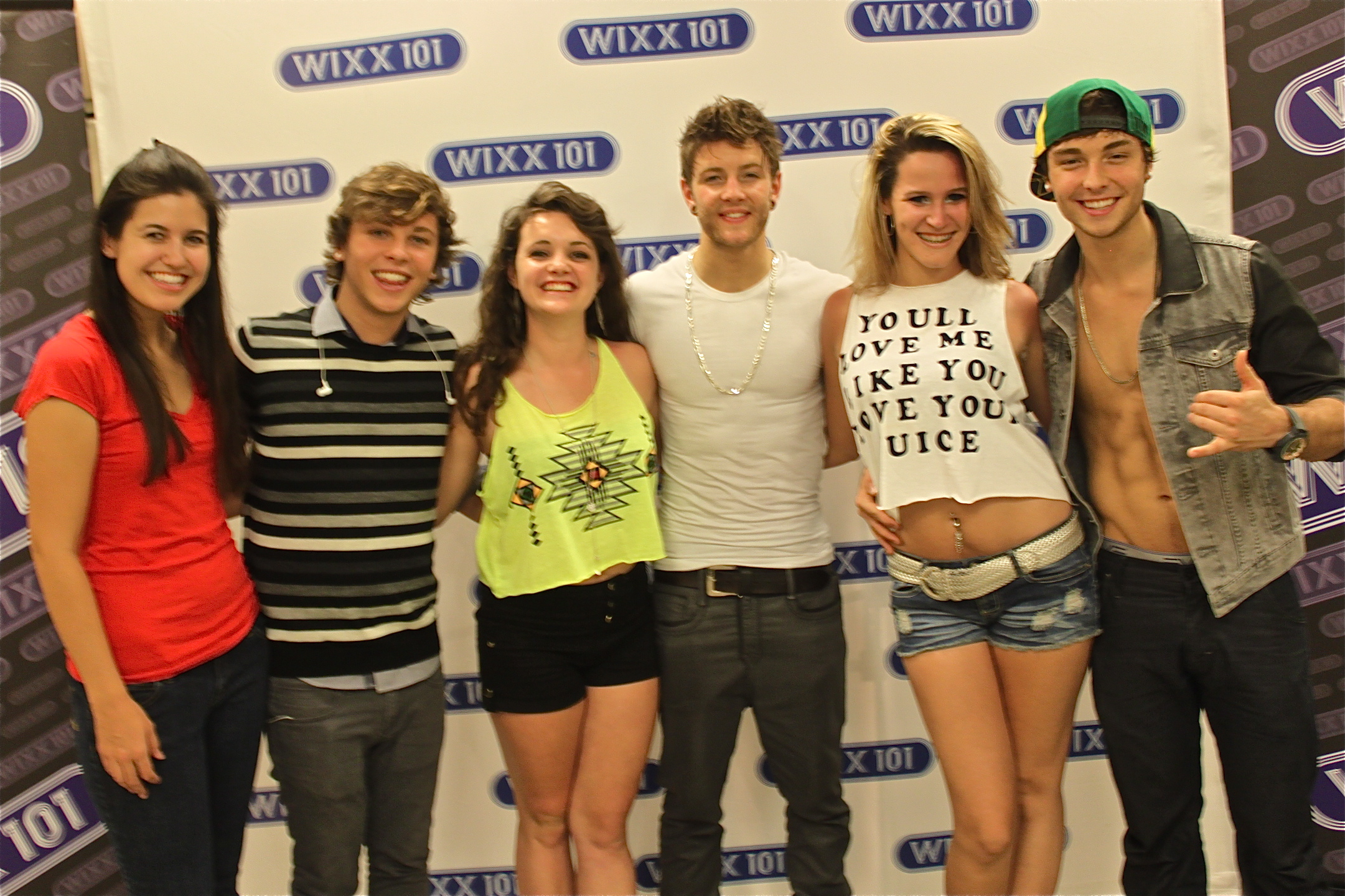 Photo 8 Of 23 Emblem3 Meet And Greet Wixx Back To School