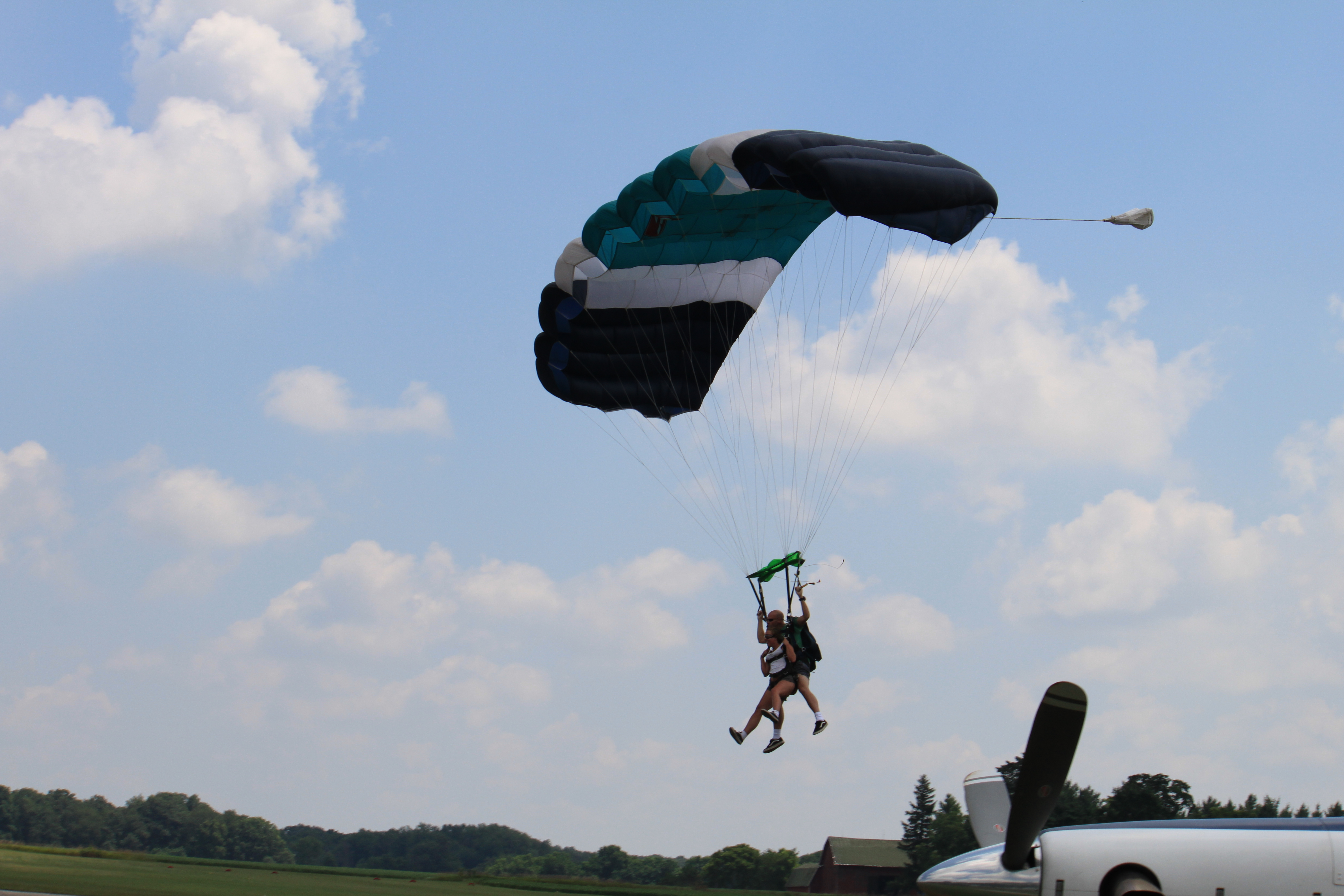 Skydive Holland moves to Grand Haven | News | 1450 99 7 WHTC