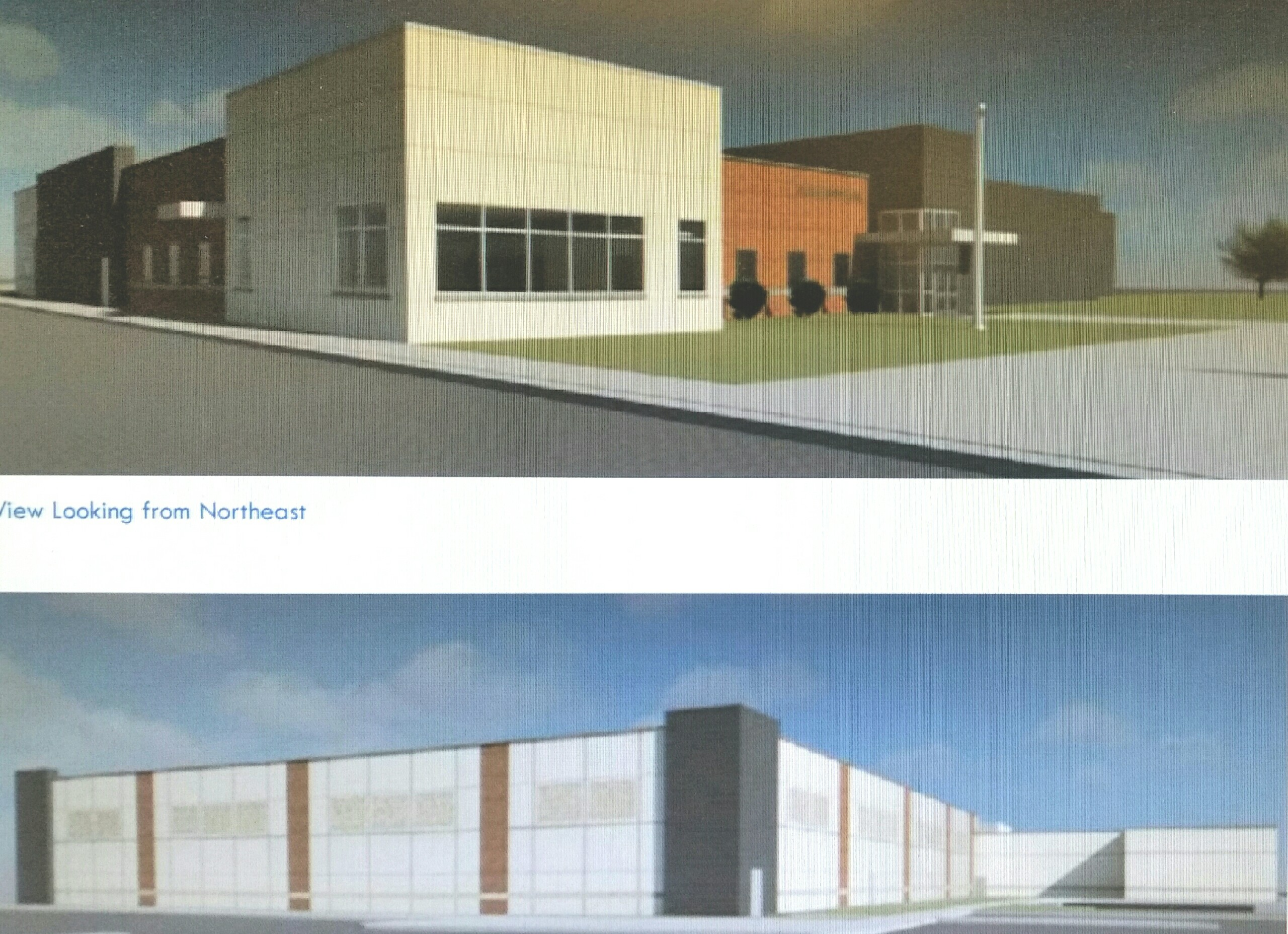 Architect unveils Clay County jail plans | News | The Mighty