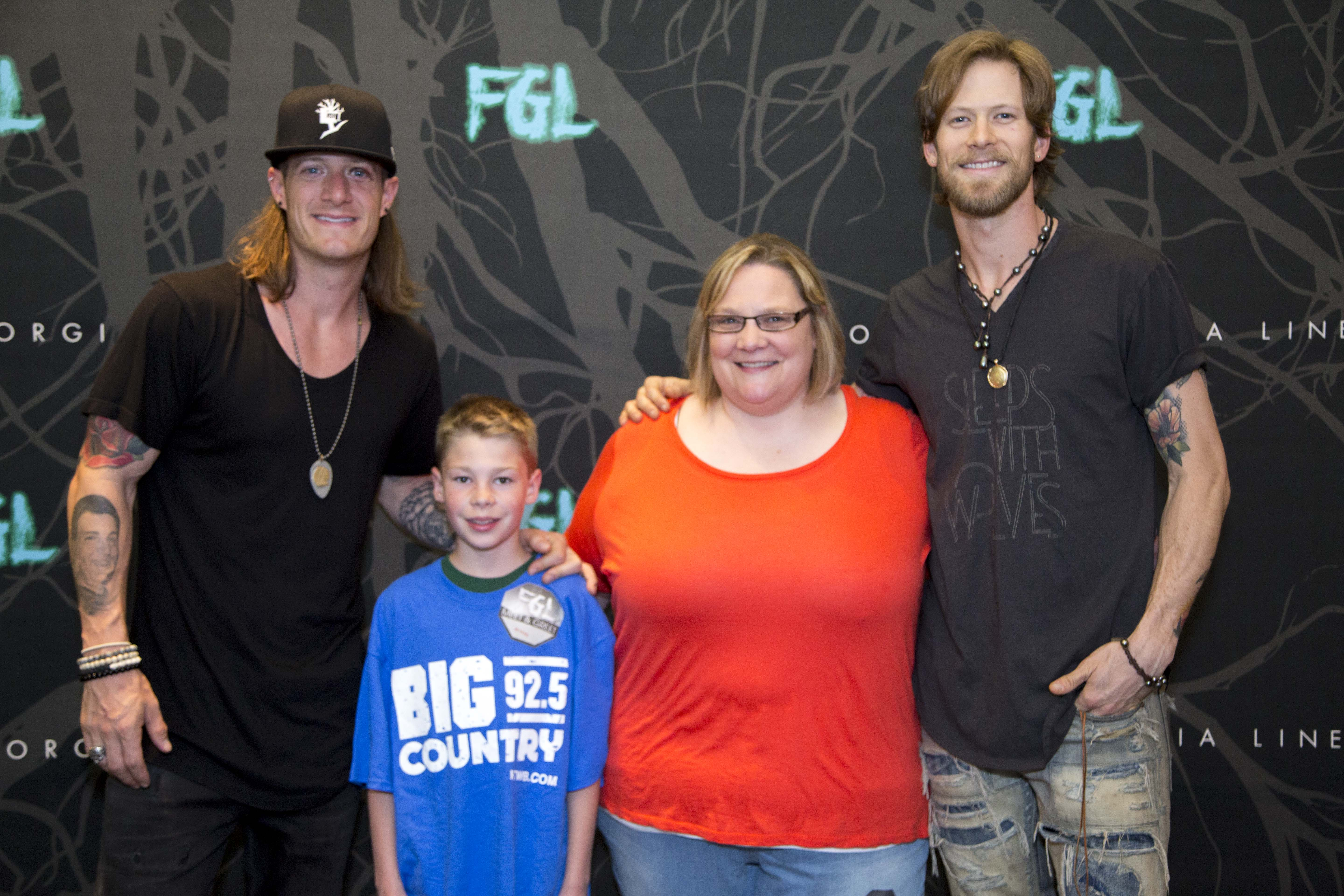 Photos Meet N Greets With Florida Georgia Line And Cole Swindell