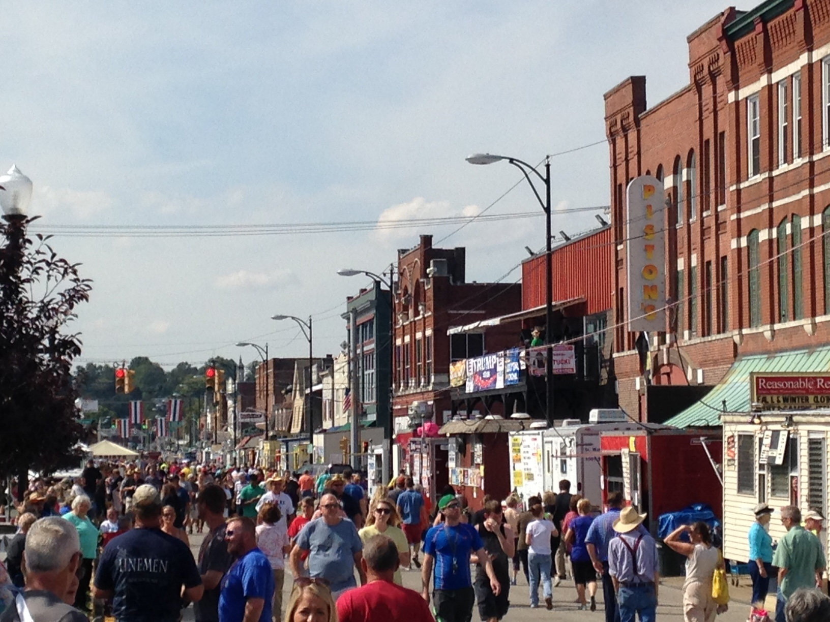 Munchie Map released for 97th Fall Festival | News | WABX 107.5