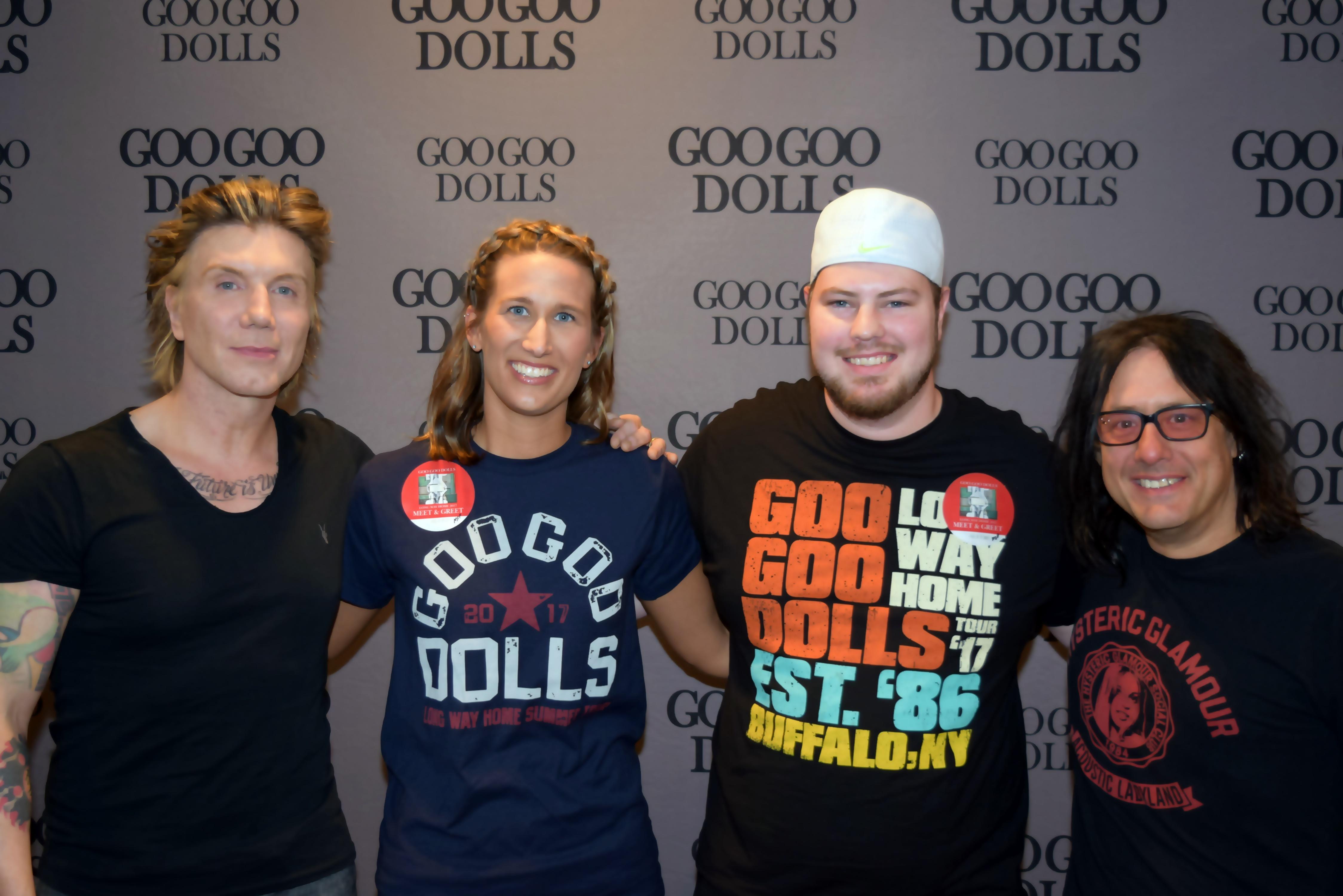 Photos Goo Goo Dolls Meet Greet Shots From The Wixx 40th