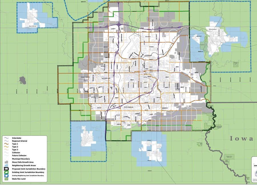 One less annexation 'island' in Sioux Falls | News | 103 7