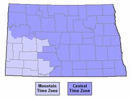 North Dakota Time Zone Map House shoots down bill to change time zone in southwest North