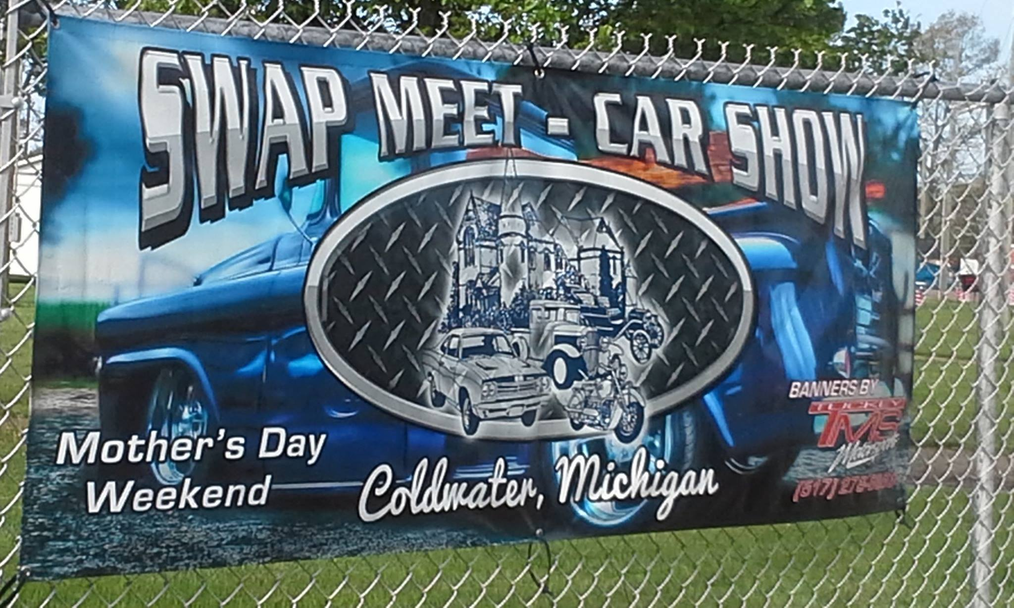 Coldwater Gears Up For Car Buffs Weekend