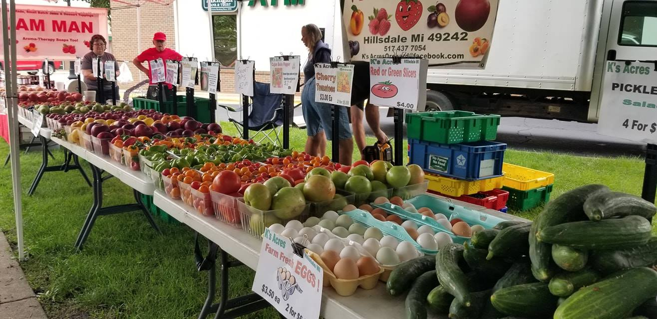 Local Market Tool >> The Corner Farmer S Market Returns This Week News Wtvb