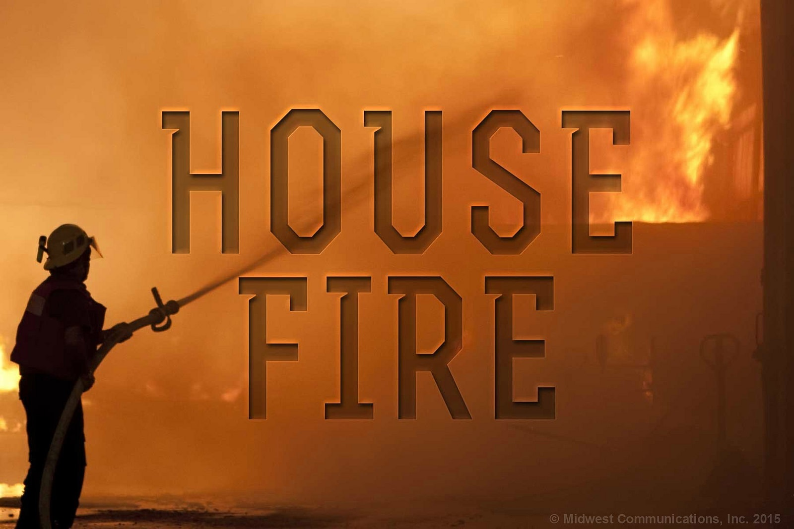 Dog Rescued from V C  House Fire | News | 104 1 WIKY