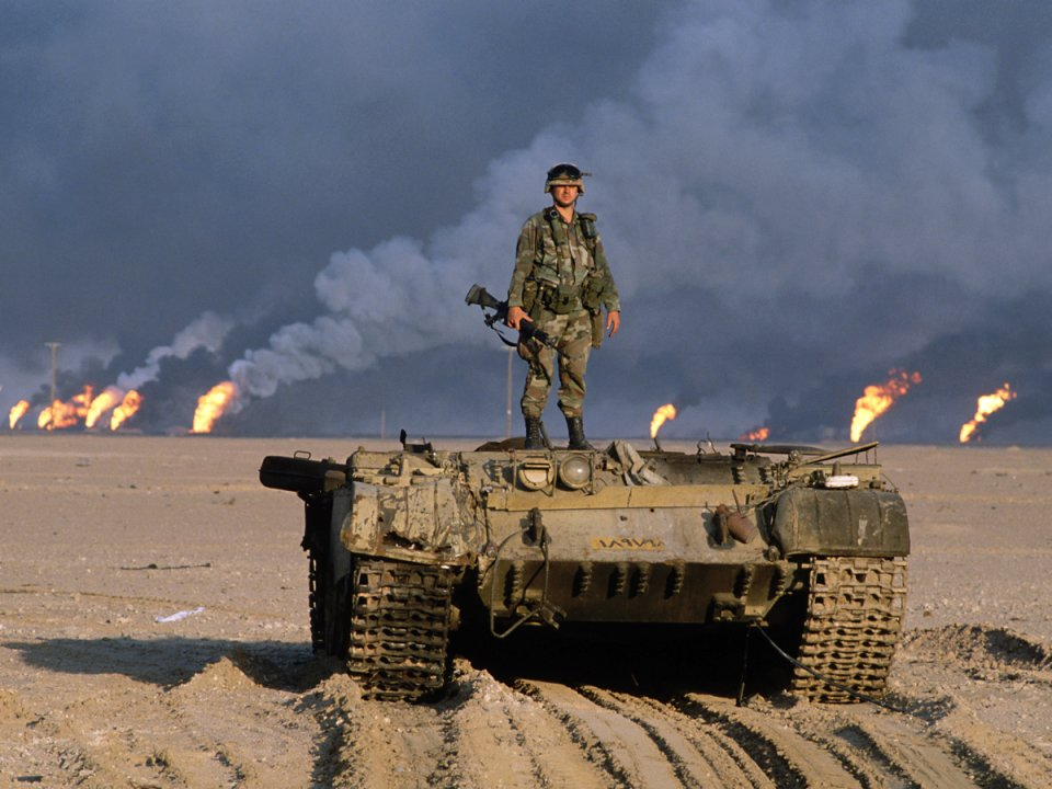 an analysis of the persian gulf war and the feat of the western countries in 1990s The persian gulf war the persian gulf war troops in iraq persian gulf war-the feat of the western countries persian gulf war-the feat of the western.