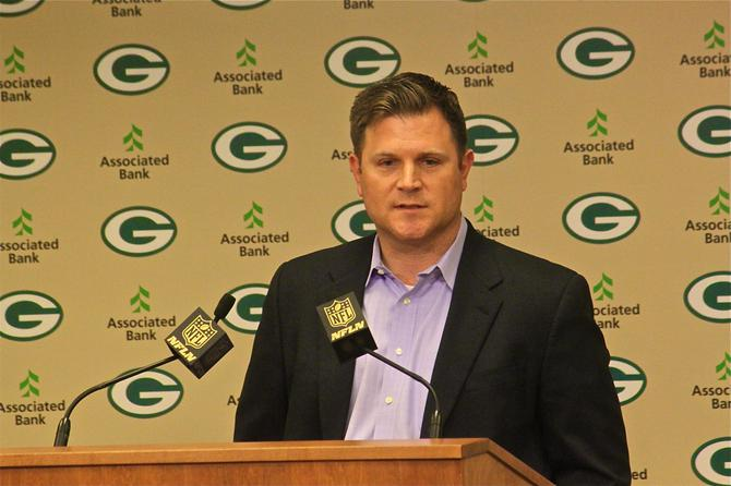 Packers promote Gutekunst to GM