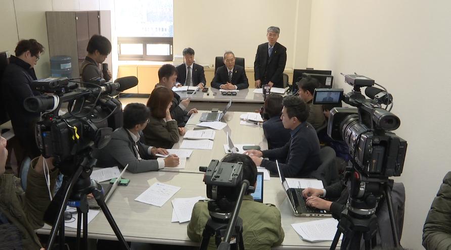 4·16세월호참사 특별조사위원회 이석태 위원장 기자회견