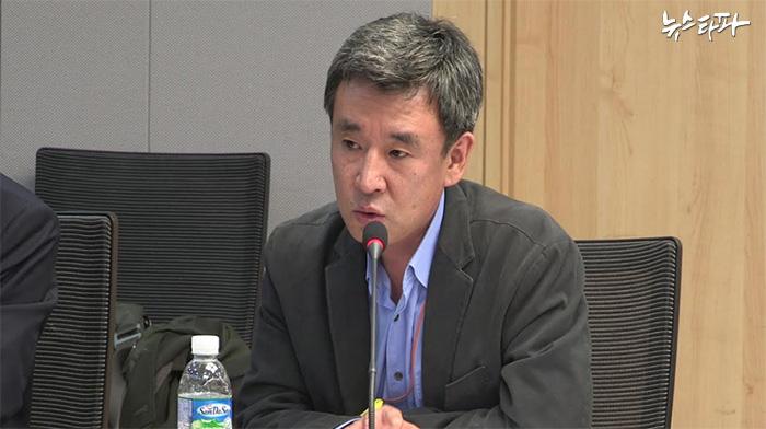 이호중 서강대 법학전문대학원 교수