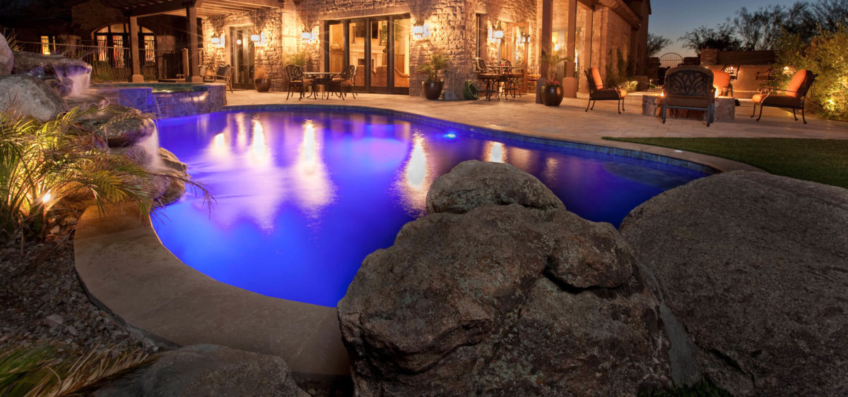 Swimming pool construction blog for Pool design questions