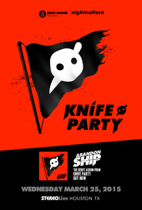Knife Party - Houston