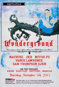 Wonderground - Houston