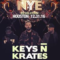Keys and Krates NYE 200x200