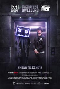 Barely Alive & Virtual Riot - Dallas