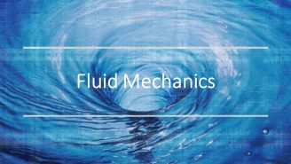 Fluid Mechanics for GATE & IES