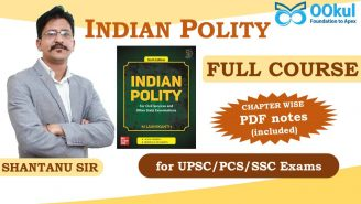 UPSC/SSC/PCS || Indian Polity || Full Course